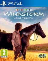 Windstorm Ari's Arrival PS4