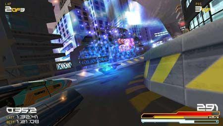 17 nuevas imágenes de Wipeout Pure para PSP
