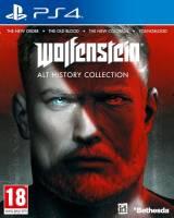 Wolfenstien Alt History Collection PS4