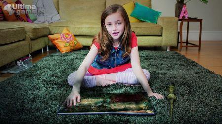 Sony nos adelanta los hechizos que esconde el libro virtual de la autora de Harry Potter