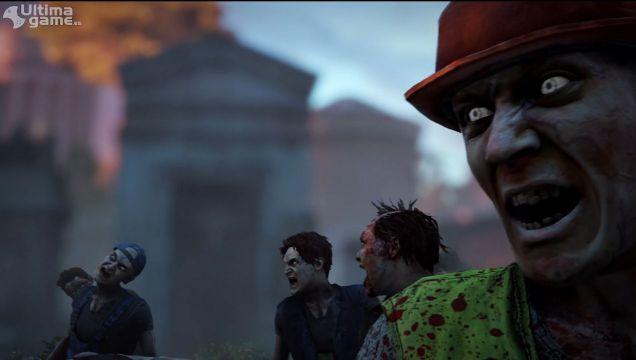 Saber Interactive confirma que tendremos versión de zombis cooperativos para Switch