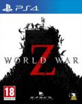 portada World War Z PlayStation 4