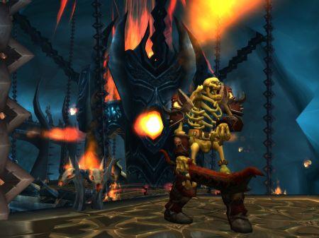 World of Warcraft - Te presentamos a Cachorro de Jinete del Viento y a Cría de Grifo