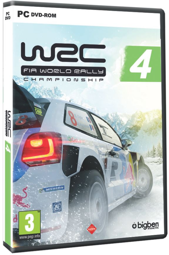 WRC 4 - FIA World Rally Championship 4