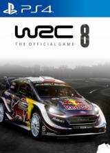 WRC 8 The Official Game PS4