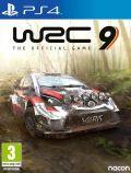 WRC 9 The Official Game portada