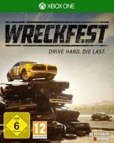 Wreckfest XONE