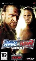 WWE SmackDown! vs. RAW 2009 PSP