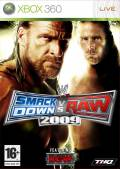 WWE SmackDown! vs. RAW 2009 XBOX 360