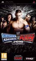 WWE SmackDown VS Raw 2010 PSP