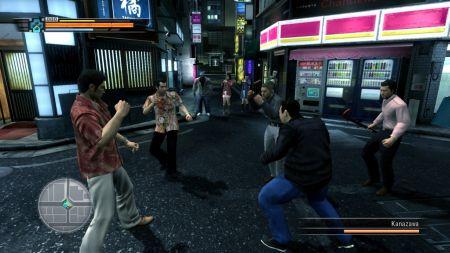Yakuza 3 - Kazuma Kiryu nos resume su pasado