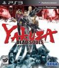 Yakuza: Dead Souls PS3
