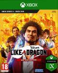 portada Yakuza: Like A Dragon Xbox Series X