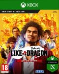 portada Yakuza: Like A Dragon Xbox One