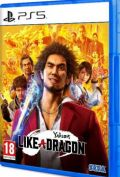 portada Yakuza: Like A Dragon PlayStation 5