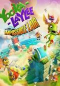 Yooka-Laylee and the Impossible Lair portada