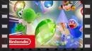vídeos de Yoshi's Crafted World