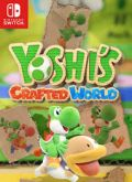Yoshi's Crafted World portada