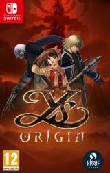 Ys Origin SWITCH