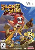 Zack & Wiki: En busca del Tesoro de Barbaros WII