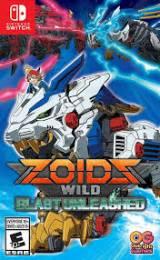 Zoids Wild: Blast Unleashed SWITCH