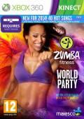 Zumba Fitness: World Party XBOX 360